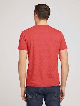 gestructureerd t-shirt - 2 - TOM TAILOR