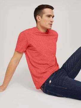 gestructureerd t-shirt - 5 - TOM TAILOR