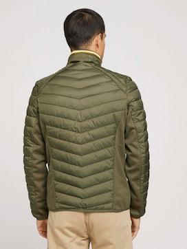 quilted hybrid jacket - 2 - TOM TAILOR