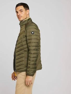 quilted hybrid jacket - 5 - TOM TAILOR