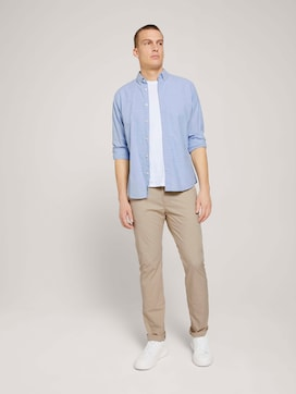 Travis Slim Chino Hose - 3 - TOM TAILOR