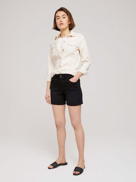 Cajsa denim shorts - 3 - TOM TAILOR Denim