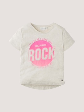 T-Shirt mit Print - 7 - TOM TAILOR