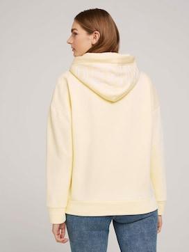 Hoodie met hoodie print - 2 - TOM TAILOR Denim