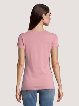 T_Shirt aus Bio-Baumwolle - 2 - TOM TAILOR Denim