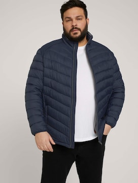 lightweight Steppjacke - 5 - Men Plus