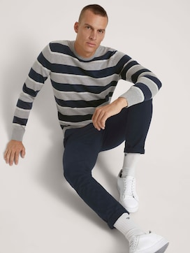 Striped knit sweater - 5 - TOM TAILOR