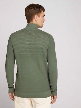 Troyer Pullover - 2 - TOM TAILOR