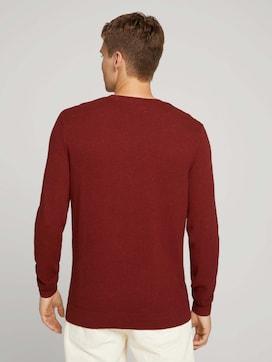 Pullover mit Bio-Baumwolle - 2 - TOM TAILOR