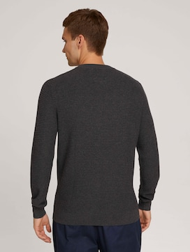 Pullover mit LENZING(TM) ECOVERO™ - 2 - TOM TAILOR
