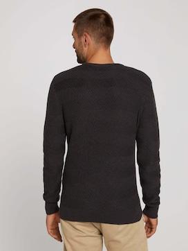 Pullover aus Bio-Baumwolle - 2 - TOM TAILOR