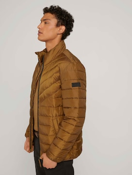 Gesteppte Lightweight Jacke mit recyceltem Polyamid - 5 - TOM TAILOR Denim