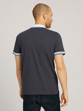Poloshirt mit Print - 2 - TOM TAILOR