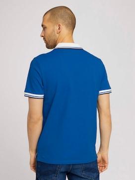 Poloshirt met print - 2 - TOM TAILOR