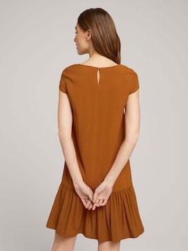 Kurzes Kleid mit Volant - 2 - TOM TAILOR