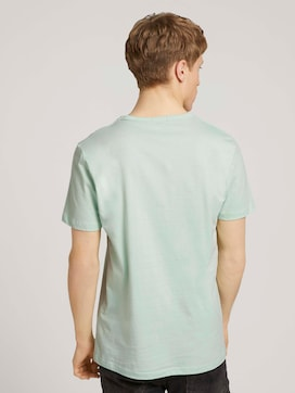 T-shirt with a print made of organic cotton - 2 - TOM TAILOR Denim