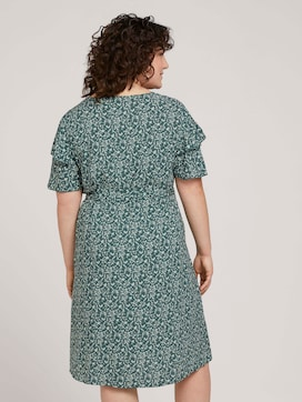 gemustertes Kleid mit LENZING(TM) ECOVERO(TM) - 2 - My True Me