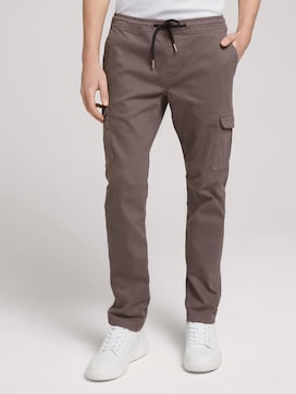 slim cargo joggers - 1 - TOM TAILOR Denim