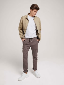 slim cargo joggers - 3 - TOM TAILOR Denim