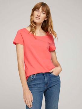 T-Shirt - 5 - TOM TAILOR