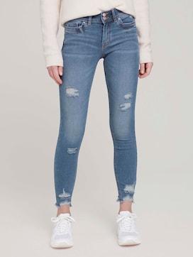 Nela Extra Skinny Jeans met biologisch katoen  - 1 - TOM TAILOR Denim
