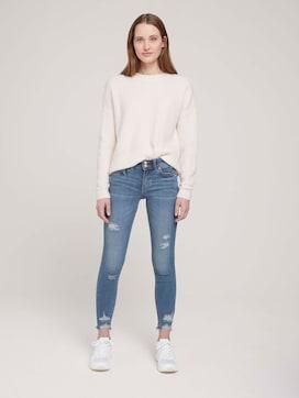 Nela Extra Skinny Jeans met biologisch katoen  - 3 - TOM TAILOR Denim