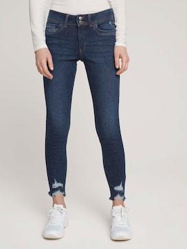 Nela Extra Skinny Jeans mit Bio-Baumwolle  - 1 - TOM TAILOR Denim