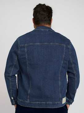 Trucker-Jeansjacke - 2 - Men Plus