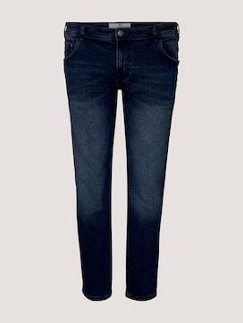 Slim Jeans in leichter Waschung - 7 - Men Plus