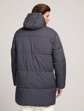 quilted coat with recycled polyester - 2 - TOM TAILOR Denim