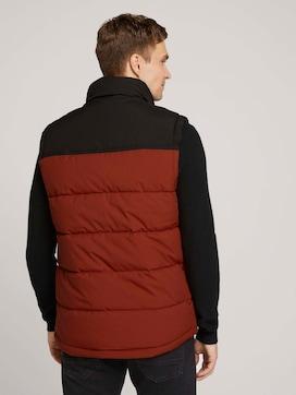 quilted vest - 2 - TOM TAILOR