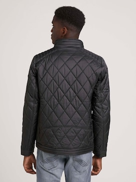 Jacke mit Quiltmustern - 2 - TOM TAILOR