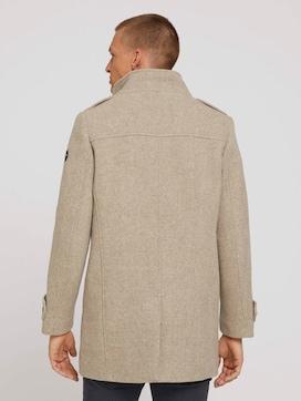 Woolen coat with an inner jacket - 2 - TOM TAILOR
