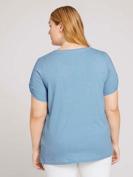 Curvy - Print T-Shirt mit Bio-Baumwolle - 2 - My True Me