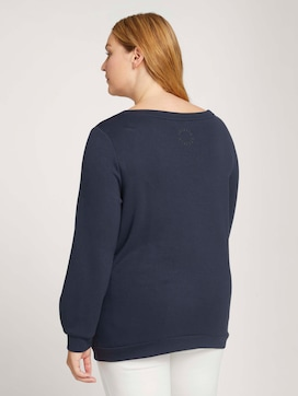 Curvy - Basic Sweatshirt - 2 - My True Me