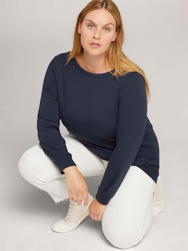 Curvy - Basic Sweatshirt - 5 - My True Me