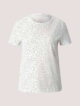 T-Shirt aus Bio-Baumwolle - 7 - TOM TAILOR