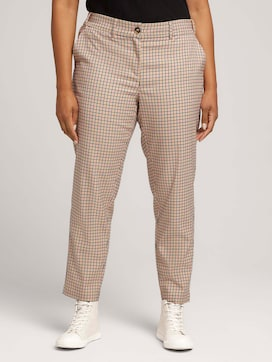 Curvy - loose-fit trousers - 1 - My True Me