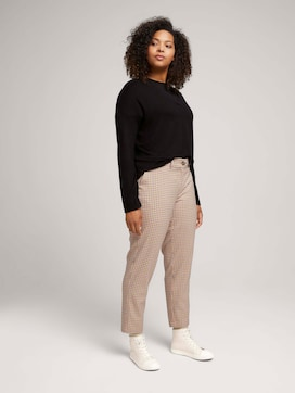 Curvy - loose-fit trousers - 3 - My True Me