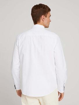 textured shirt - 2 - TOM TAILOR