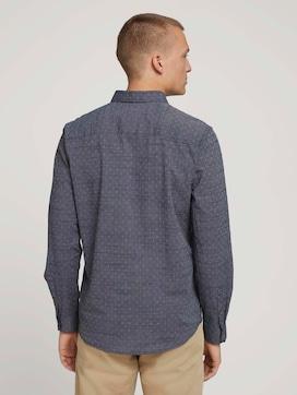 Gestructureerd overhemd - 2 - TOM TAILOR