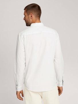 Basic-overhemd van biologisch katoen - 2 - TOM TAILOR