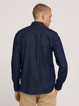 Denim-overhemd met borstzakken - 2 - TOM TAILOR