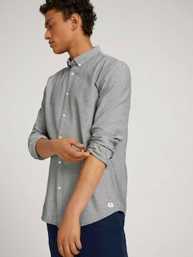 organic cotton shirt - 5 - TOM TAILOR Denim