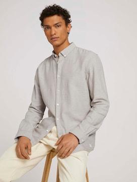 Hemd aus Bio-Baumwolle - 5 - TOM TAILOR Denim