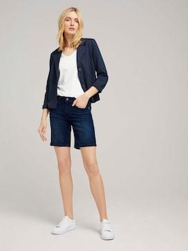 Alexa Slim Bermuda Jeans - 3 - TOM TAILOR