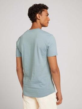T-Shirt mit Brusttasche - 2 - TOM TAILOR Denim