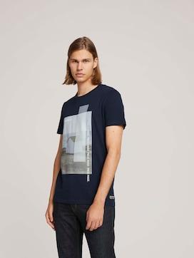 T-Shirt mit Fotoprint - 5 - TOM TAILOR Denim