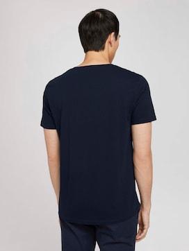 T-shirt met print en biologische katoen - 2 - TOM TAILOR Denim