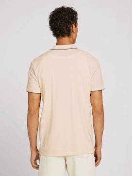 Poloshirt mit Kontraststreifen - 2 - TOM TAILOR Denim
